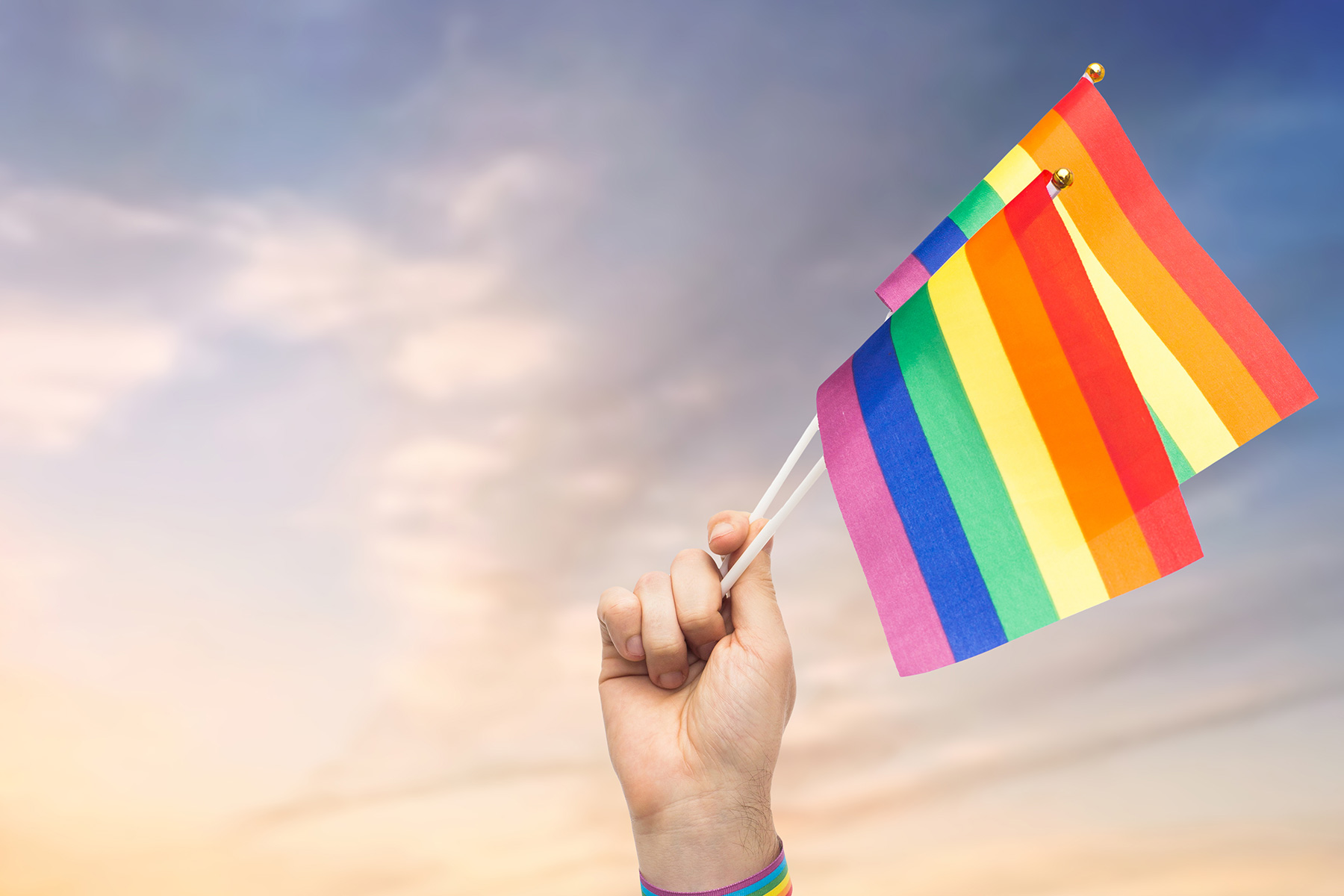LGBTIQA+ flag